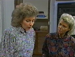 Beverly Marshall, Helen Daniels in Neighbours Episode 1011