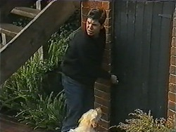 Joe Mangel, Bouncer in Neighbours Episode 1011