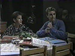 Todd Landers, Nick Page in Neighbours Episode 1012