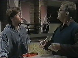 Mike Young, Harold Bishop in Neighbours Episode 1012