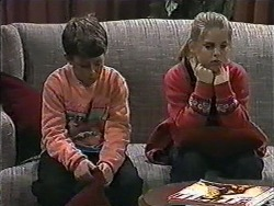 Toby Mangel, Katie Landers in Neighbours Episode 1012