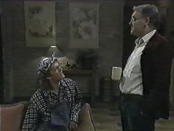 Henry Ramsay, Harold Bishop in Neighbours Episode 1014