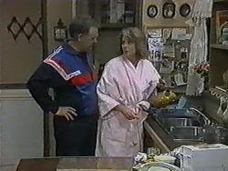 Harold Bishop, Madge Bishop in Neighbours Episode 1014