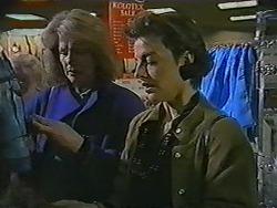 Madge Bishop, Gail Robinson in Neighbours Episode 1014