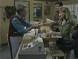 Harold Bishop, Des Clarke, Jane Harris in Neighbours Episode 1014