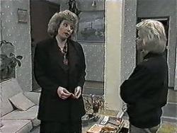 Beverly Marshall, Helen Daniels in Neighbours Episode 1015