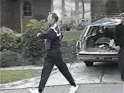 Harold Bishop in Neighbours Episode 1015