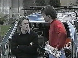Henry Ramsay, Mike Young in Neighbours Episode 1015