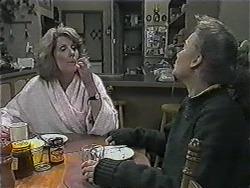 Madge Bishop, Bronwyn Davies in Neighbours Episode 1015