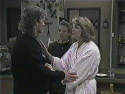 Henry Ramsay, Bronwyn Davies, Madge Bishop in Neighbours Episode 1015