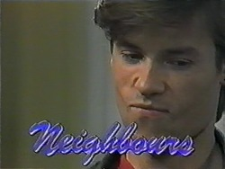 Mike Young in Neighbours Episode 1015