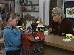 Katie Landers, Beverly Marshall, Helen Daniels in Neighbours Episode 1016