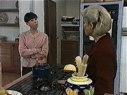 Hilary Robinson, Helen Daniels in Neighbours Episode 1016