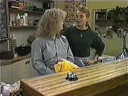 Sharon Davies, Bronwyn Davies in Neighbours Episode 1016