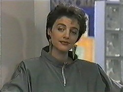 Gail Robinson in Neighbours Episode 1016