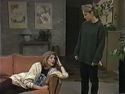 Madge Bishop, Bronwyn Davies in Neighbours Episode 1016