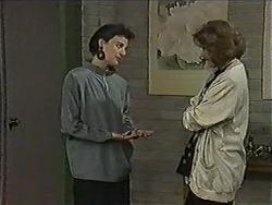 Gail Robinson, Madge Bishop in Neighbours Episode 1016
