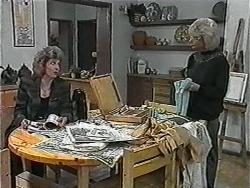 Beverly Marshall, Helen Daniels in Neighbours Episode 1017