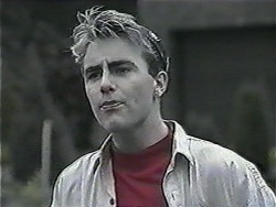 Nick Page in Neighbours Episode 1017