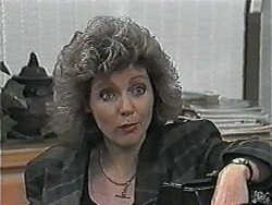 Beverly Marshall in Neighbours Episode 1017