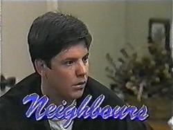 Joe Mangel in Neighbours Episode 1017
