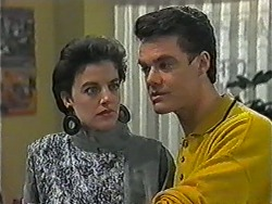 Gail Robinson, Paul Robinson in Neighbours Episode 1018