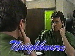 Des Clarke in Neighbours Episode 1019
