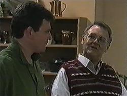 Des Clarke, Harold Bishop in Neighbours Episode 1020