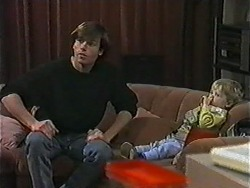 Mike Young, Jamie Clarke in Neighbours Episode 1020