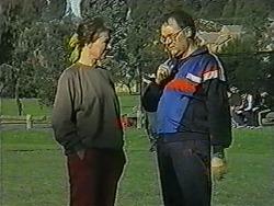 Robyn Taylor, Harold Bishop in Neighbours Episode 1020