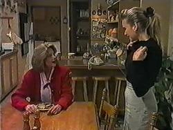 Madge Bishop, Bronwyn Davies in Neighbours Episode 1020