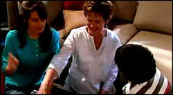 Rachel Kinski, Susan Kennedy, Zeke Kinski in Neighbours Episode 4928