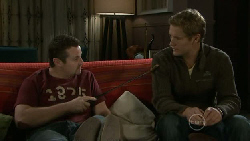 Toadie Rebecchi, Dan Fitzgerald in Neighbours Episode 5516