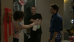 Bridget Parker, Ringo Brown, Declan Napier in Neighbours Episode 5516
