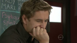 Dan Fitzgerald in Neighbours Episode 5517