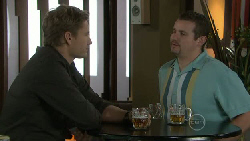 Dan Fitzgerald, Toadie Rebecchi in Neighbours Episode 5517