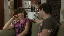 Bridget Parker, Declan Napier in Neighbours Episode 5518