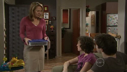 Miranda Parker, Bridget Parker, Declan Napier in Neighbours Episode 5518