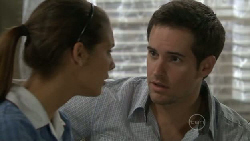 Rachel Kinski, Angus Henderson in Neighbours Episode 5518