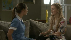 Rachel Kinski, Elle Robinson in Neighbours Episode 5518