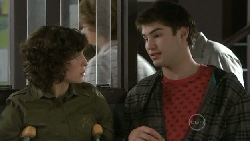 Bridget Parker, Declan Napier in Neighbours Episode 5519