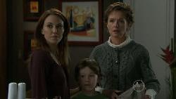 Libby Kennedy, Ben Kirk, Susan Kennedy in Neighbours Episode 5521