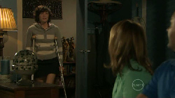 Bridget Parker, Miranda Parker, Steve Parker in Neighbours Episode 5521