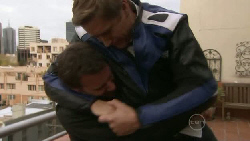 Lucas Fitzgerald, Dan Fitzgerald in Neighbours Episode 5522