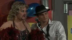 Toadie Rebecchi, Declan Napier in Neighbours Episode 5523