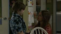 Ben Kirk, Rachel Kinski in Neighbours Episode 5523
