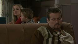 Nicola West, Callum Jones, Toadie Rebecchi in Neighbours Episode 5524