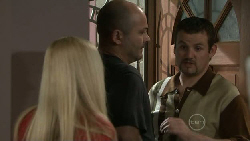 Nicola West, Steve Parker, Toadie Rebecchi in Neighbours Episode 5524
