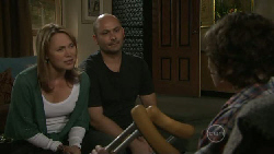 Miranda Parker, Steve Parker, Bridget Parker in Neighbours Episode 5525