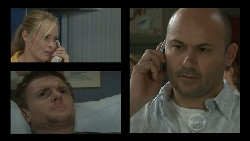 Nicola West, Pete Ferguson, Steve Parker in Neighbours Episode 5526